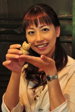 人形工房 かじか・招き猫 制作体験