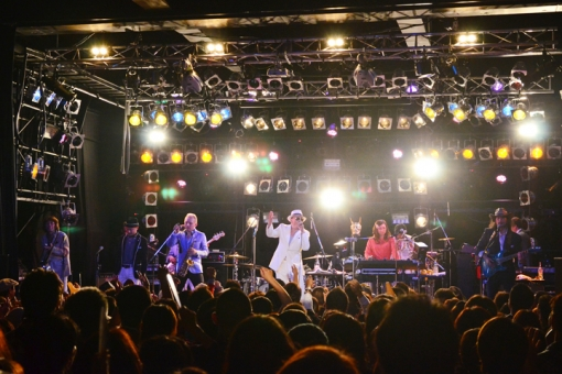Crazy ken Band  Live 「NAKAYOSHI2011」・1