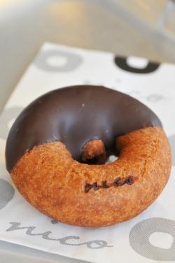 nicoドーナッツ湯布院本店・チョコレート