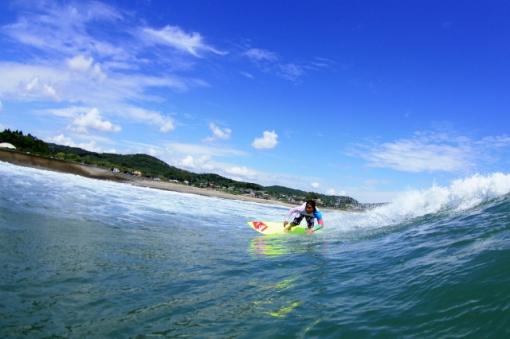 Dear Surf・海埜 士(うみのあきら)さん/撮影: Naoki Shiotsukiさん