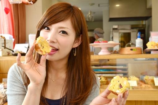CUP BAKE Cafe Rico・豆まめおからマフィン2