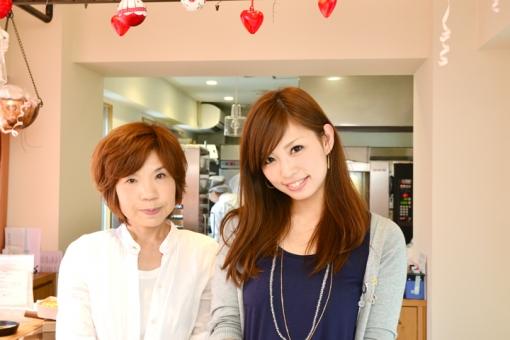 CUP BAKE Cafe Rico・オーナー重野佐和子さん