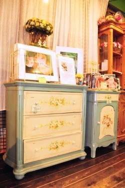 サンクチュアリ・家具