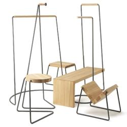家具デザイナー 小泉 誠・画像提供:miyakonjo product