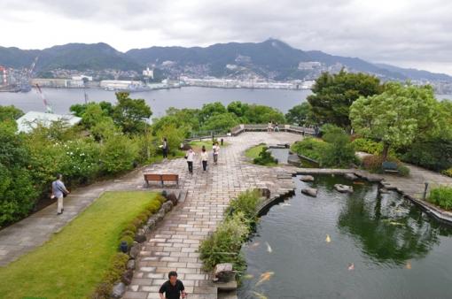 長崎を「さるく」〜1日でまわれる長崎有名観光スポット・グラバー園