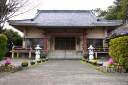 普門寺・本堂
