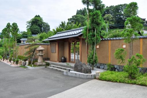 高千穂『旅館 神仙』・館内紹介(離れ・庭園)