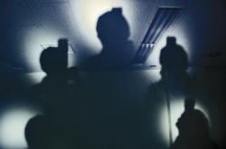 別府現代芸術フェスティバル2012 別府混浴温泉世界 内覧バスツアー トキハ別府店「アン・ヴェロニカ・ヤンセンズ」