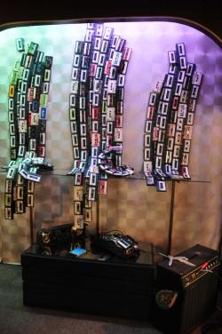 別府現代芸術フェスティバル2012 別府混浴温泉世界 内覧バスツアー 楠銀天街「東野祥子,カジワラトシオ」