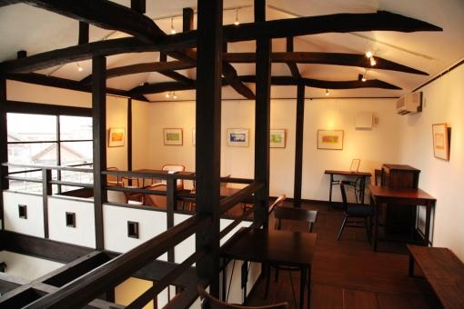 ここちカフェむすびの・2階風景