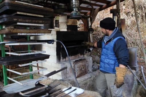 talikasih・手作りの石窯