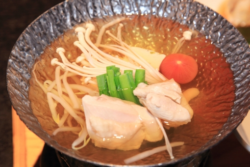 シーガイア・鶏鍋