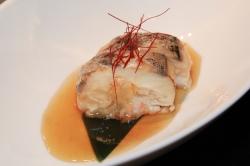 シーガイア・魚の包み焼き