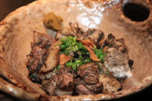 シーガイア・かりの菜 鶏の炭火焼