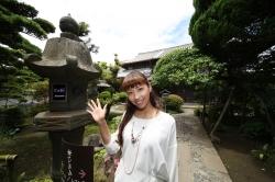 富春館・庭園風景