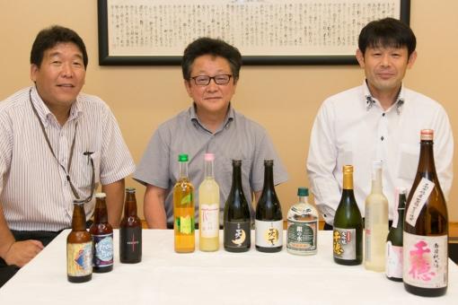 延岡を代表する三酒蔵の社長による「鼎談」