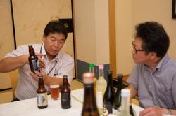 三蔵鼎談・ひでじビール今月の蔵出し試飲