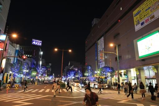 大分市中心部街あるき〜大分みちくさ小道 2013