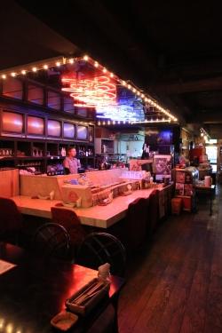 大分まちあるき2・RANZU CAFE・店内イメージ