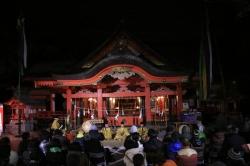 青島裸まいり・神社参拝イメージ