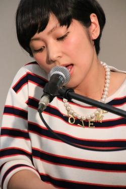 JOY FM『ライブ イン 延岡 2014』リアルタイムレポート 近藤夏子