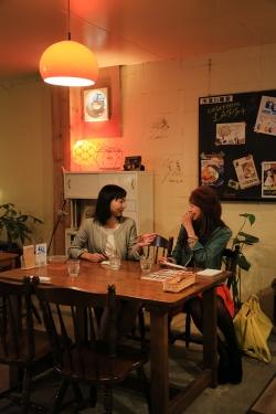 大分みちくさ小道2014「気になるプログラム」レポート! cafe room LAFF+