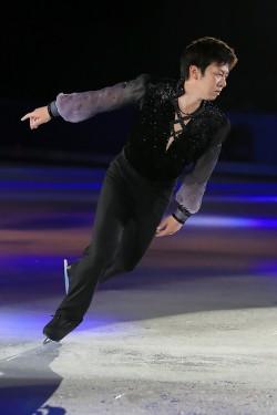 Prince Ice World 2015プリンス アイス ワールド 鹿児島公演 本田武史
