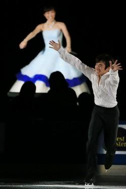 Prince Ice World 2015プリンス アイス ワールド 鹿児島公演 織田信成 / GILLE