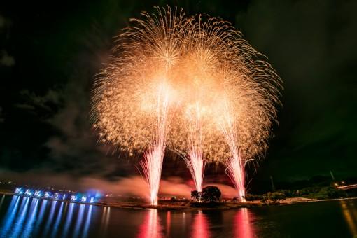第40回まつりのべおか・花火大会2016年