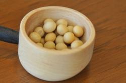 nicoドーナッツ湯布院本店・大豆