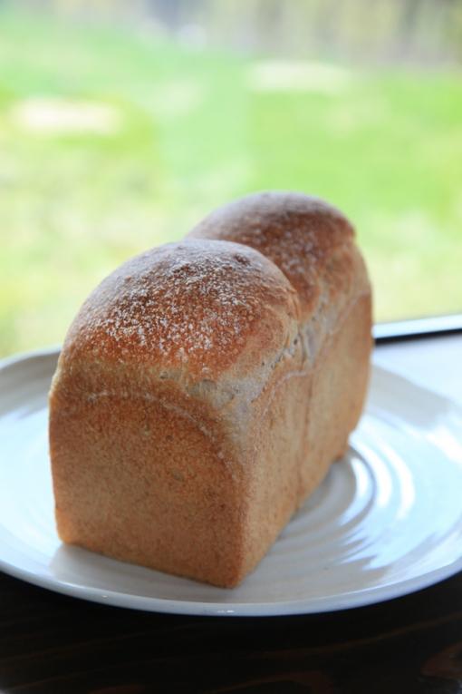 ぶらうにい・いちご酵母のいちご食パン
