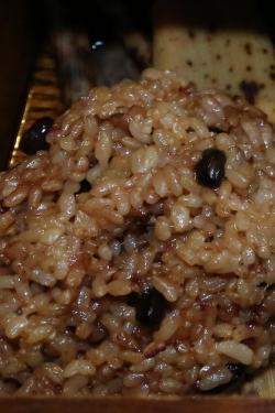 富春館・発酵玄米