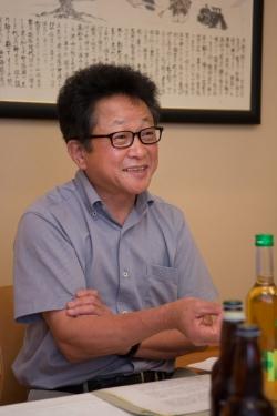 三蔵鼎談・水江さん