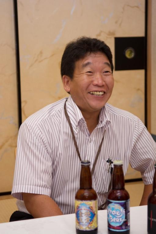 三蔵鼎談・宮崎ひでじビール永野さん