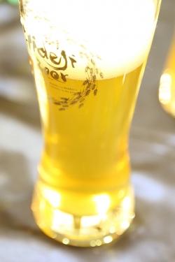 ひでじビール蔵見学・日向夏ラガー