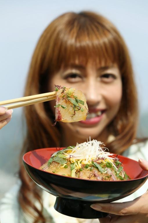 髙平屋・海鮮焼き漬け丼