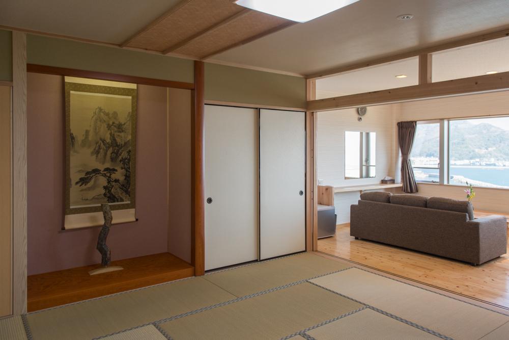 髙平屋・客室