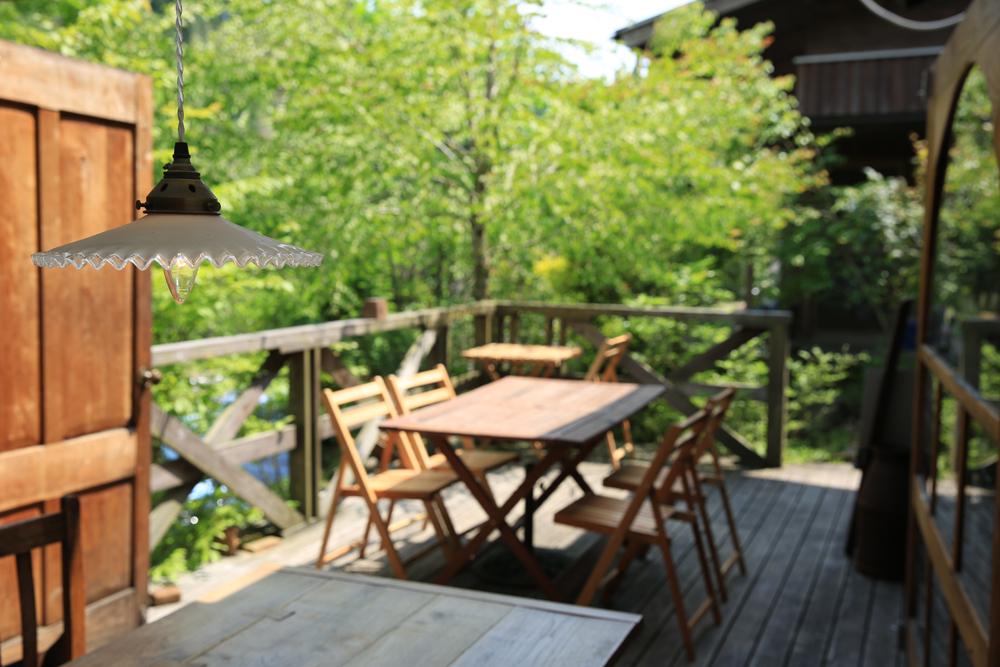 キッチンウスダ・カフェスペース