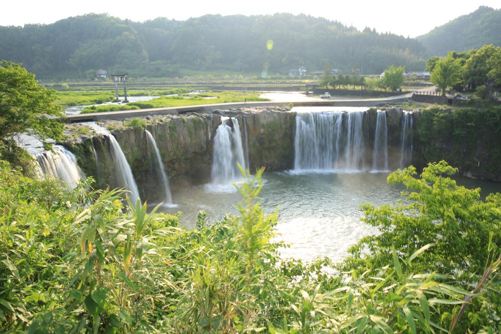 キッチンウスダ・原尻の滝