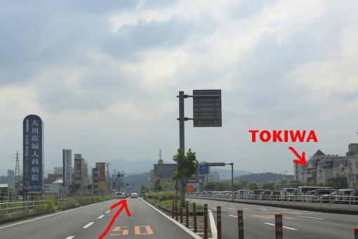 TUKURU & CAFE 野津原倉庫 道案内画像