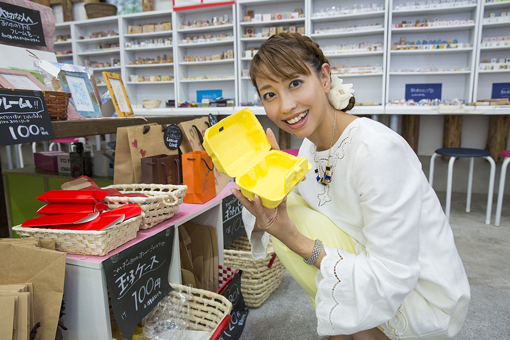 TUKURU & CAFE 野津原倉庫 ハンコいろいろ スタンプグッズと体験