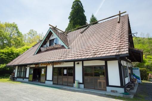 むすびカフェ千人の蔵・神楽の館