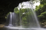 中九州の風景03:熊本県 鍋ヶ滝