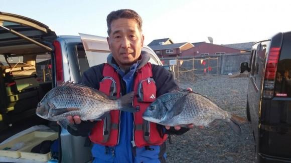 ウノクソバエ 眞田さんの釣果画像