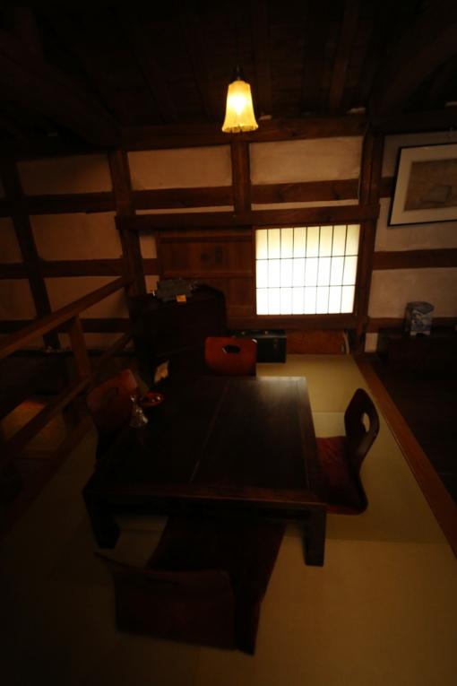 富春館・2階風景