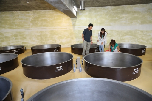 佐藤焼酎製造場蔵見学・イメージ