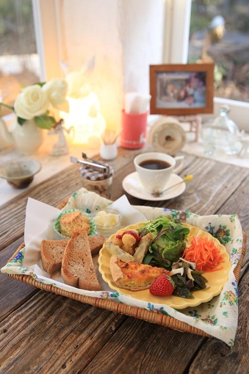 南阿蘇 のほほんcafe Bois Joli ボアジョリ