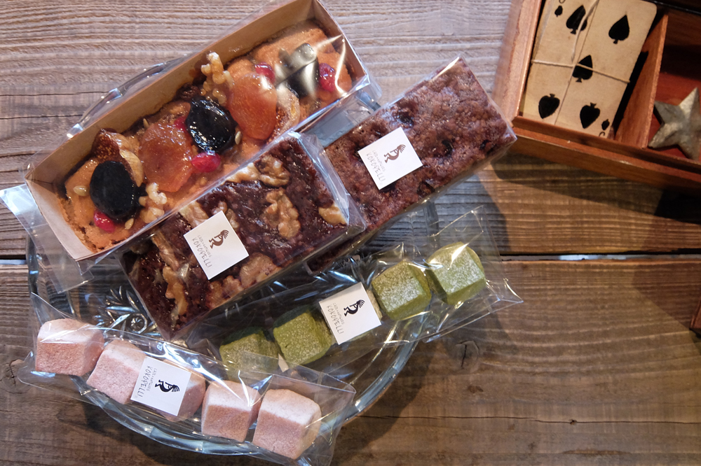 kokopelli・焼き菓子イメージ