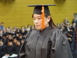 平成16年度 学位記授与式