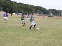 FC増田 vs 宮崎メディカル
